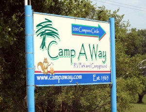 Arriving at Camp-A-Way (1)