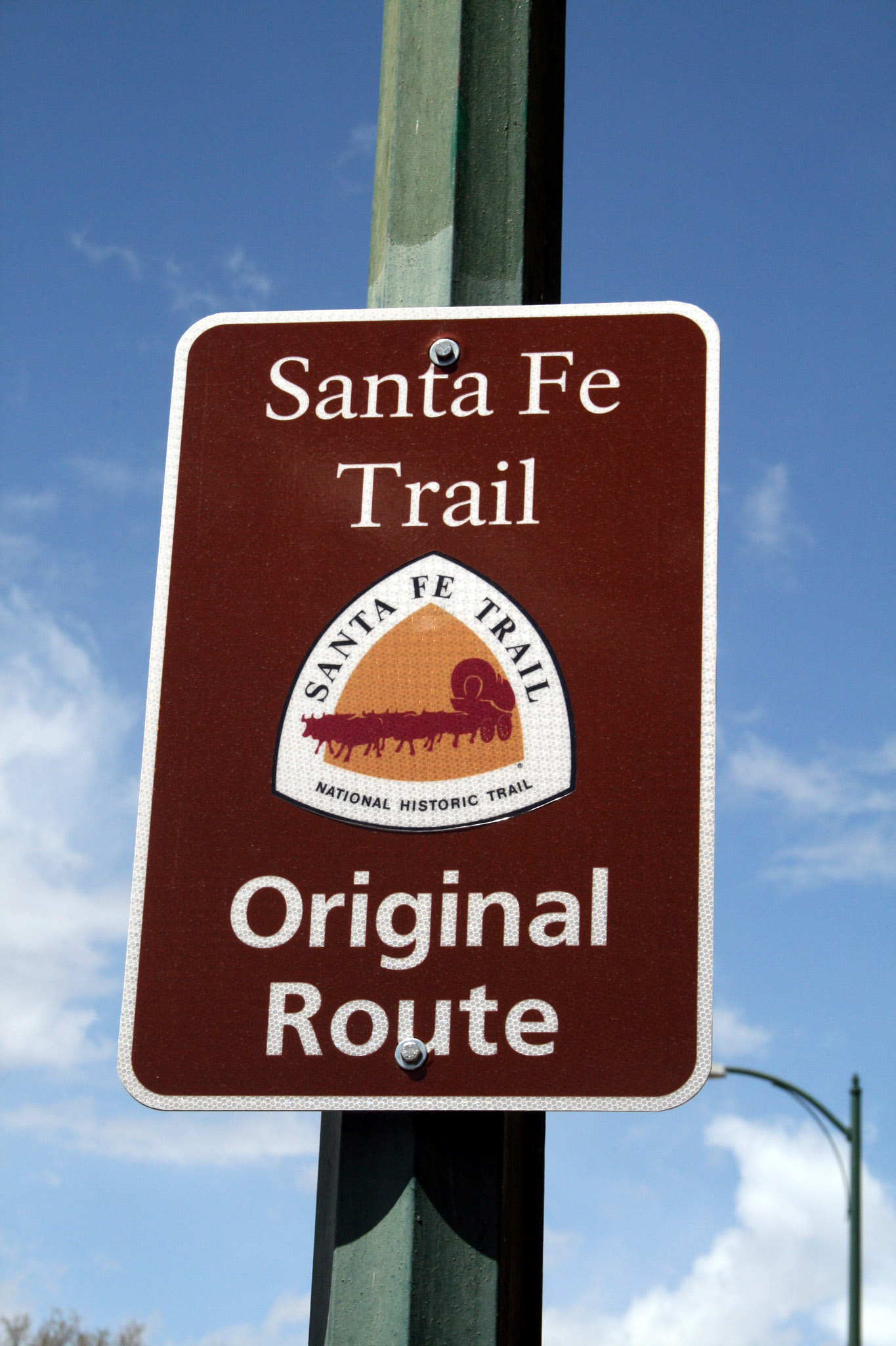 Santa Fe Trail Original Route