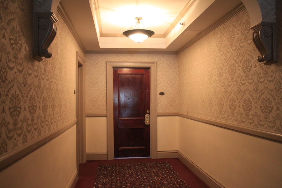 Hallway at the Stanley