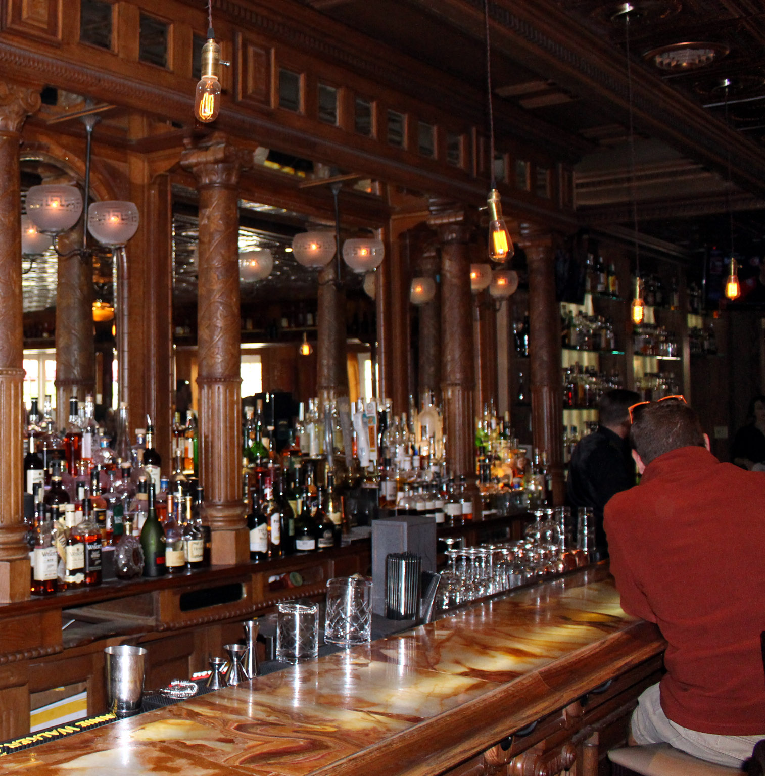The Bar at the Stanley Hotel