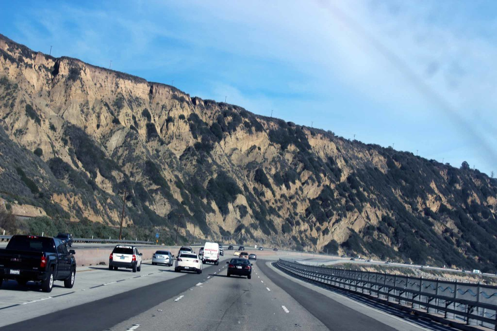 Along Ventura Freeway (1)