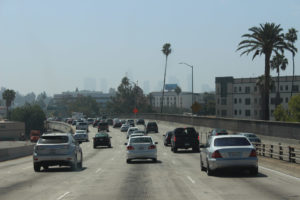 Traffic and Smog in Los Angeles