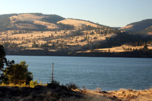 Columbia River at Memaloose SP