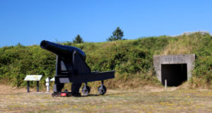 Fort Stevens Historical Site