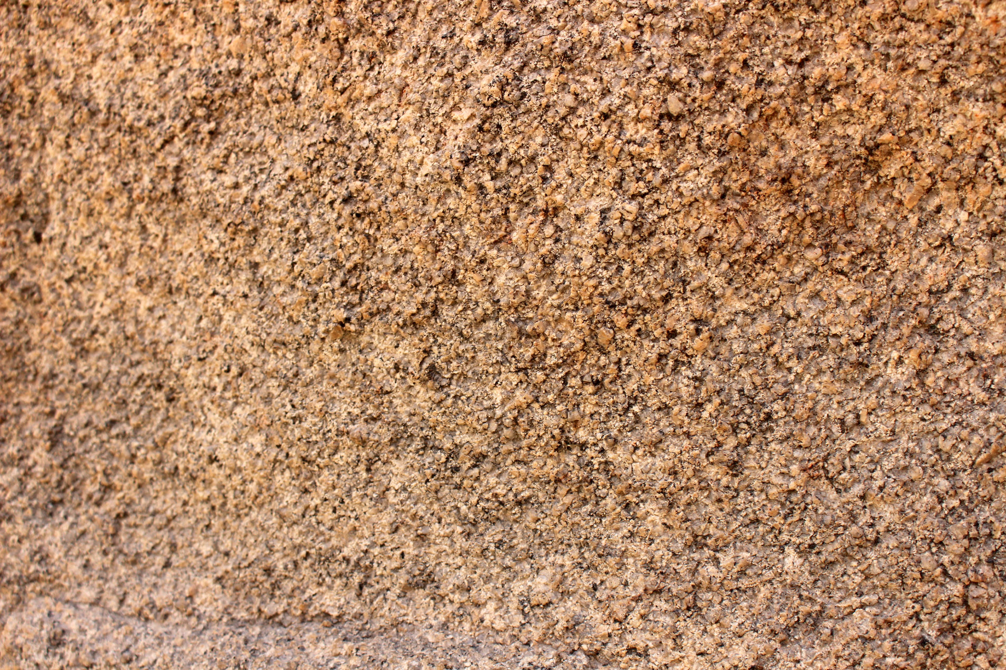 Monzogranite Texture