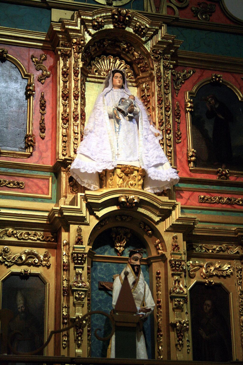 Santa Fe Cathedral of St Francis Assisi (80) La ...